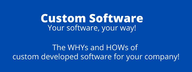 custom software 1