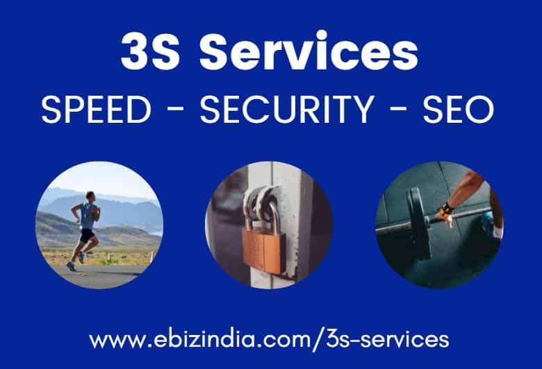 Speed, Security & SEO by Ebizindia