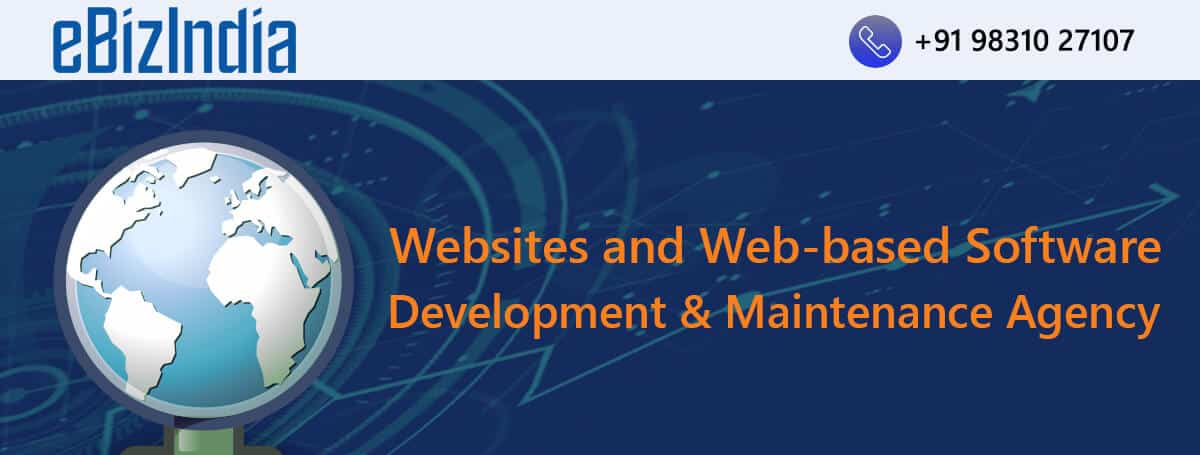 Website Maintenance Agency | Ebizindia
