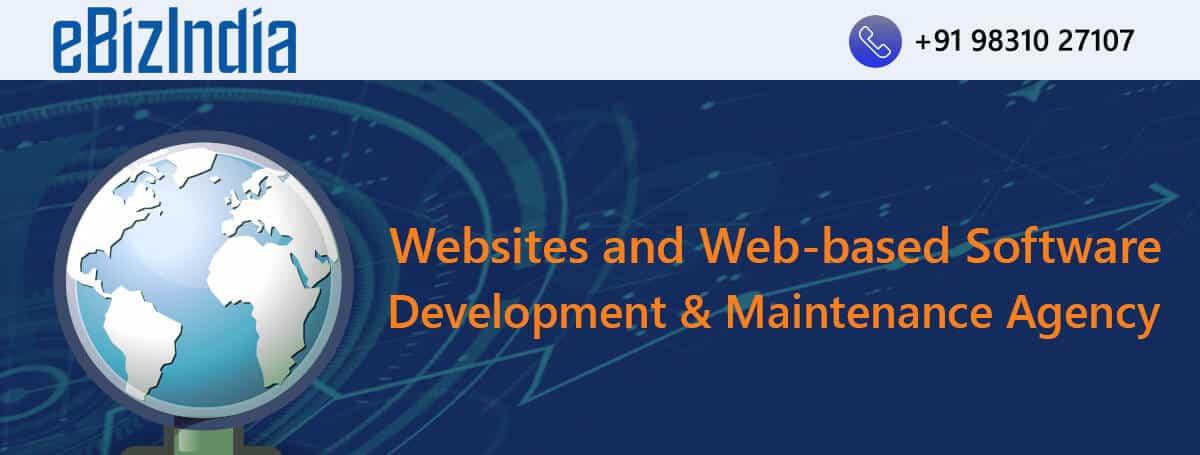 Website Maintenance Agency | Ebizindia